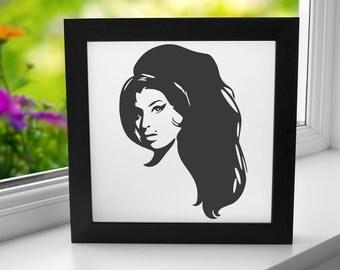 BoxFace - Amy Winehouse