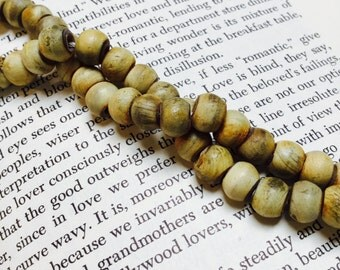 Rustic Horn Beads - 65 Pieces - #630