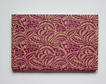Handmade Notebook 3 - Hardbound - Asian Stab Binding