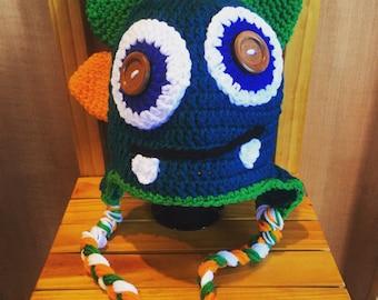 Friendly monster hat!