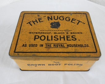 Brocante Polishes The Nugget look