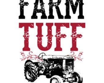 Farm Tuff Printed Tee Shirt