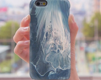 Water iPhone Case Phone Case iPhone 5S Case iPhone 6S Case Case iPhone Cell Phone Case iPhone 6S Plus Case iPhone 5 Case Cover iPhone 372
