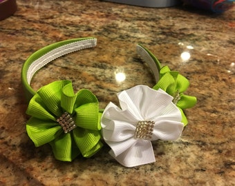Custom girls headband