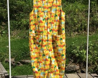 Overalls (yellow)