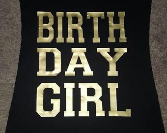 BIRTHDAY TANK!