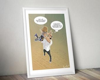 Spanish poster Pap'art