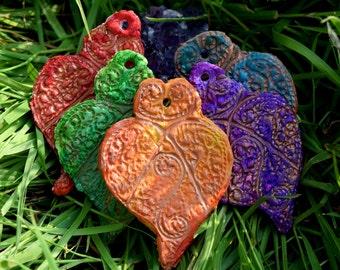 Vibrant Bohemian Hearts