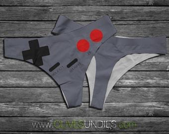GameBoy Underwear