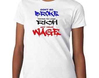 Go For Broke Etsy