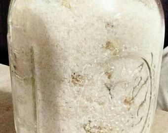 Jasmine Dead Sea Salt Bath Salts!