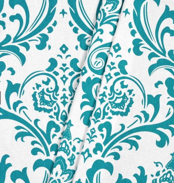 Turquoise curtain panels aqua teal curtains window treatments - White and turquoise curtains ...