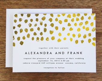 Wedding Invitation Printable Model 0002