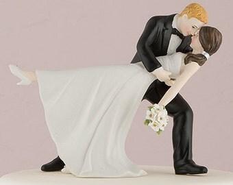 Cake topper - Danza Romantica