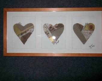Triple Hearts No. 1