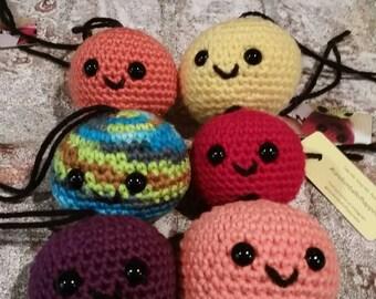 Set of 6 Balls of Happiness