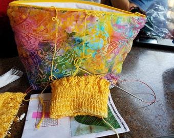Pastel Paisley Batik