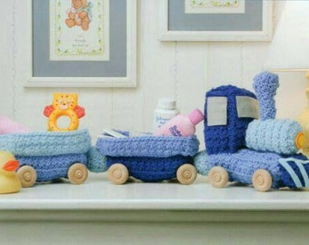 Nursery choo choo train