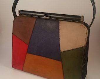Vintage 1960's Naturalizer Handbag
