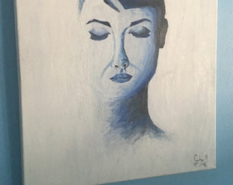 Why so blue, Hepburn?