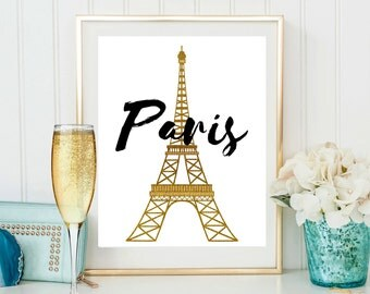 Paris Eiffel Tower with FREE GIFT