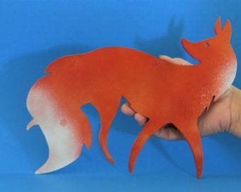 Red Fox, Wall art, home decor, wildlife