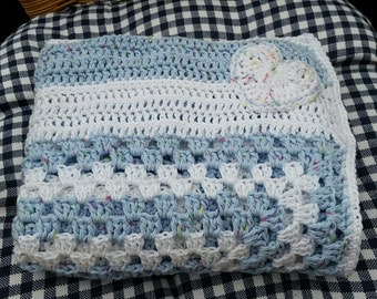 sweetheart baby blanket