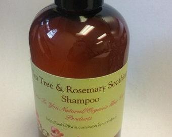 Tea Tree & Rosemary Shampoo