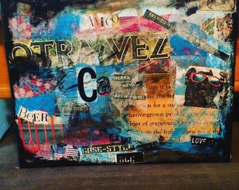 Chico Brew Collage-Medium
