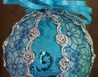 Christmas ornaments, and handmade decorations, holidays, weddings, anniversaries, gifts, vintage, beaded, bridesmaid, and unbreakable.