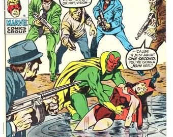 Avengers #81 (1970) VF+ 8.5