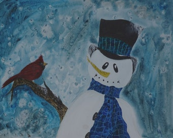 11x14 Winter Wonderland#2