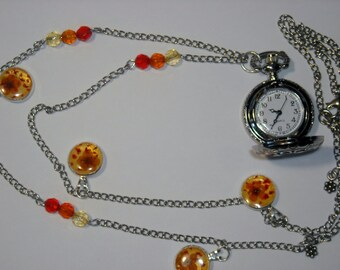 Watch Necklace - Collana orologio