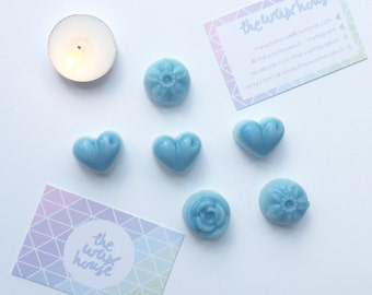 Clear Skies - 6 Wax Melts