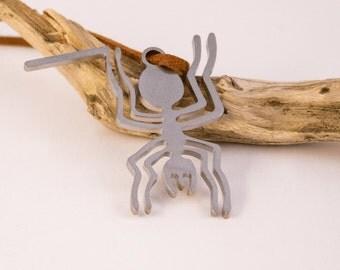 Nazca Pendant | Spider