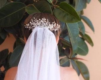 Wedding Hair Comb Bridal Hair Comb