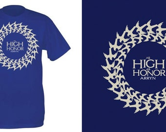 Game of Thrones House Arryn Tshirt