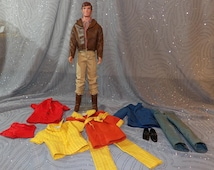 1968 Ken Doll Barbie's Boyfriend with Clothes