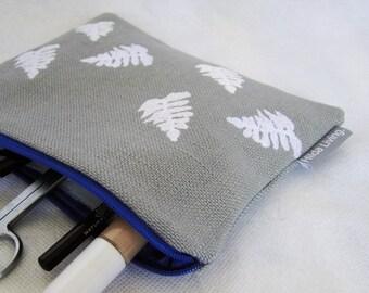 Tutukaka Medium Zipped Pouch