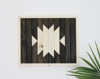 Wood Wall Hanging