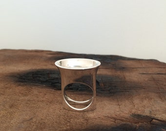 Receptacle ring