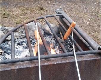Barbeque skewer sticks