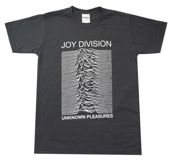 Joy Division English Rock Band Ian Curtis unisex t-shirt