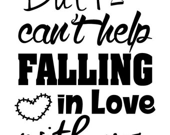 But I can't help wall art print
