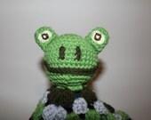 Frog Lovey