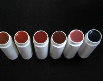Tinted lip balm / Színezett ajakbalzsam