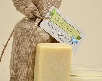 Natural soap with goat milk