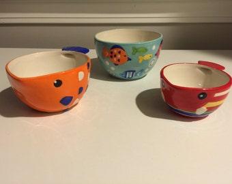 Fish Prep Bowls