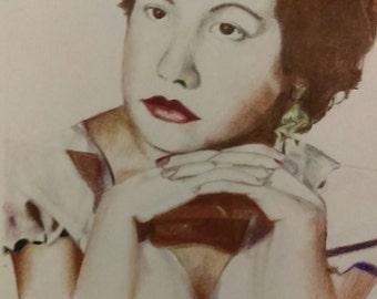 Portrait custom