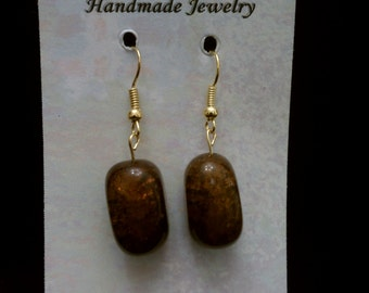 Beautiful One of a Kind French hook earrings (#343)